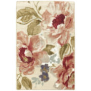 Frieze Washable Rectangular Rugs