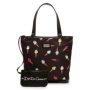 Lulu by Lulu Guinness® I Love Ice Cream Tote
