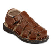 Arizona Lil Douglas Boys River Sandals - Toddler