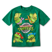 Teenage Mutant Ninja Turtles Graphic Tee - Boys 2t-5t
