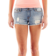 Hot Kiss Side Daisy Short