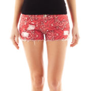 Vanilla Star® Side-Crochet Shorts