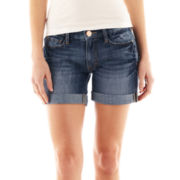 Decree® Boyfriend Shorts