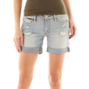 Decree® Boyfriend Shorts