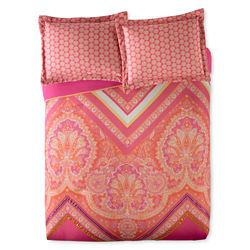 Seventeen® Gypsy Chevron Comforter Set