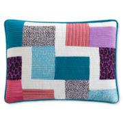 Seventeen® ZigZag Standard Pillow Sham