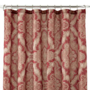 Royal Velvet® Brandywine Shower Curtain