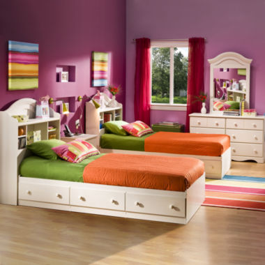 jcpenney.com | Bailey Youth Captains Platform Bed with Storage