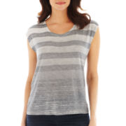 Levi® Short-Sleeve Striped Tee