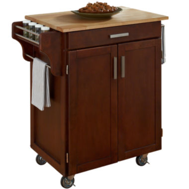 create your own small kitchen cart jcpenney