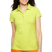 jcp™ Short-Sleeve Polo Shirt