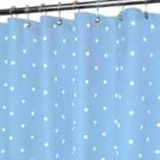 Park B. Smith® Watershed™ Classic Polka Dot Shower Curtain