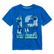 Arizona Short-Sleeve Graphic Tee - Boys 4-7
