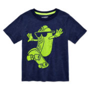 Arizona Short-Sleeve Crewneck Tee - Boys 4-7