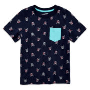 Arizona Short-Sleeve Pocket Tee - Boys 4-7