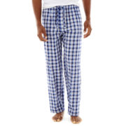IZOD® Piqué Knit Pajama Pants–Big & Tall