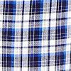Blue Gray Plaid