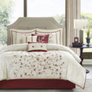Madison Park Carmine 7-pc. Comforter Set