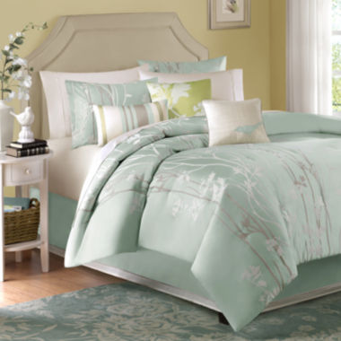 jcpenney.com | Madison Park Athena 7-pc. Jacquard Comforter Set