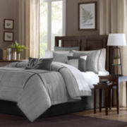 Madison Park Meyers 6-pc. Duvet Set