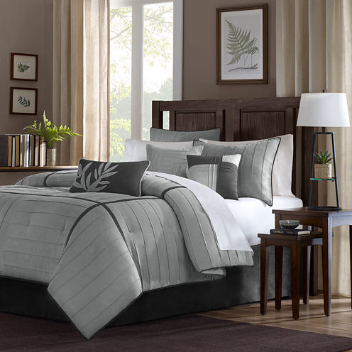 Madison Park Meyers 6-pc. Duvet Cover Set