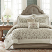 Madison Park Stokes 8-pc. Comforter Set