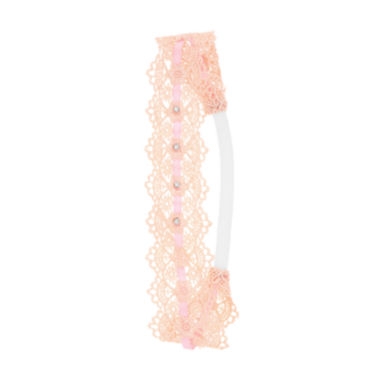 jcpenney.com | Capelli of New York Embellished Crochet Elastic Headwrap