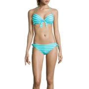 Arizona Halter Swim Top or Hipster Swim Bottoms or Cover-Up - Juniors