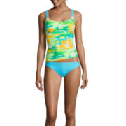 Arizona Tankini Swim Top or Hipster Swim Bottoms - Juniors