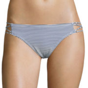 Arizona Strappy Hipster Swim Bottoms - Juniors