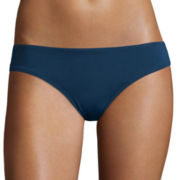 Arizona Come Sail Away Cheeky Hipster Swim Bottoms - Juniors