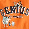 Orange GeniusSwatch