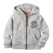 Carter's® Full-Zip Hoodie - Toddler Boys 2t-5t