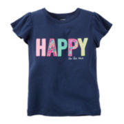 Carter's® Graphic Tee - Toddler Girls 2t-5t