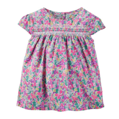 jcpenney.com | Carter's® Floral Print Top - Toddler Girls 2t-5t