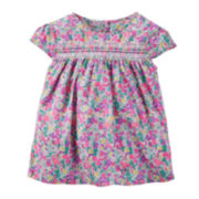 Carter's® Floral Print Top - Toddler Girls 2t-5t