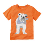 Carter's® Dog Graphic Tee - Toddler Boys 2t-5t