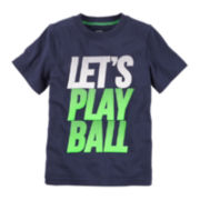 Carter's® Play Ball Graphic Tee - Toddler Boys 2t-5t