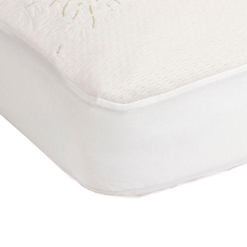 Sealy® Healthy Grow Plush Crib Mattress Pad