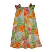Bonnie Jean® Floral Shift Dress - Toddler Girls 2t-4t