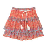 by&by Girl Lace Skirt - Girls 7-16