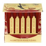 Bésame Cosmetics Classic Color Lipstick Matches