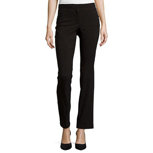 Heart & Soul® Double-Waistband Trouser Pants - Juniors Short