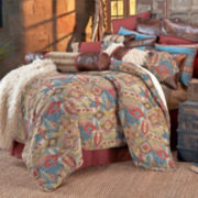 HiEnd Accents Ruidoso Comforter Set & Accessories