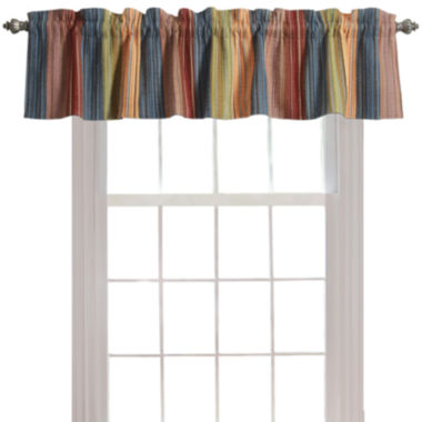 jcpenney.com | Greenland Home Fashions Katy Quilted Rod-Pocket Valance