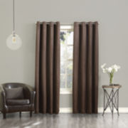 Sun Zero™ Toulouse Grommet-Top Window Treatments
