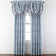 Royal Velvet® Supreme Damask Pinch Pleat/Back Tab Window Treatments