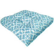 Waverly® Lovely Lattice Single Seat Outdoor Cushion