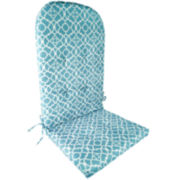 Waverly® Lovely Lattice Adirondack Outdoor Cushion