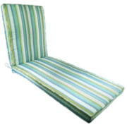 Waverly® Fun House Chaise Lounge Outdoor Cushion